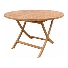 """Bahama 47"""" Round Folding Table"""