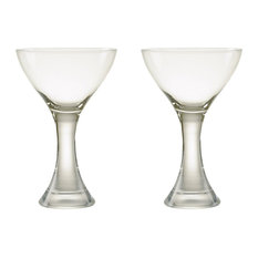 Anton Studio Manhattan Cocktail Glasses, Set of 2