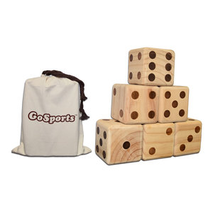 GoSports Giant Playing Dice Set