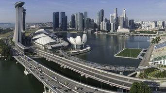 Take a bus from Singapore to Kuala Lumpur