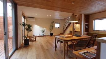 上松町の家