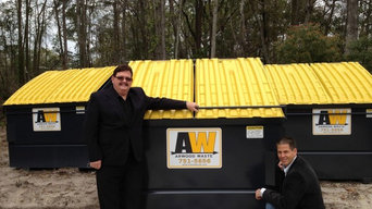 Dumpster Rental Green Cove Springs FL