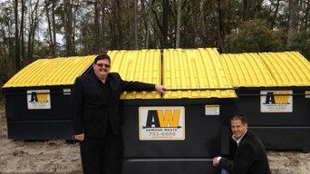 Dumpster Rental Green Cove Springs FL