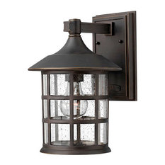 Hinkley Lighting - Hinkley Lighting 1804OZ Freeport Oil Rubbed Bronze Outdoor Wall Sconce - Outdoor Wall Lights and Sconces