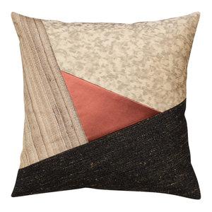 Caribou Geometric Scatter Cushion