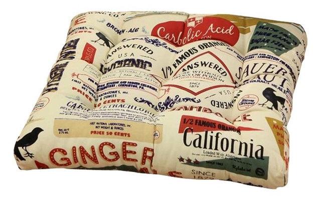 Chair Pads Mats Washable Cushion Tatami Cushions