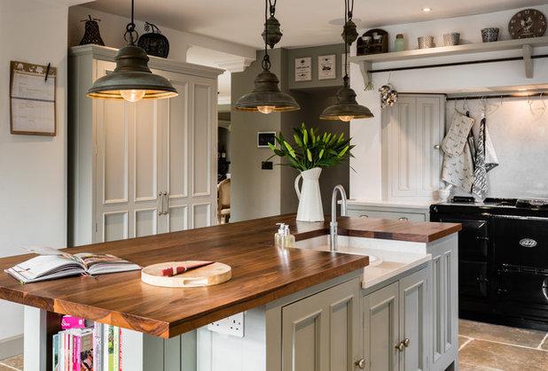 Traditional  by Hill Farm Furniture Ltd