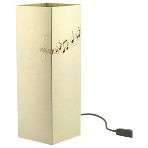 Sax Paper Table Lamp