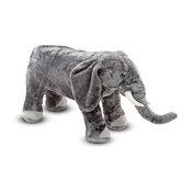 Elephant, Plush