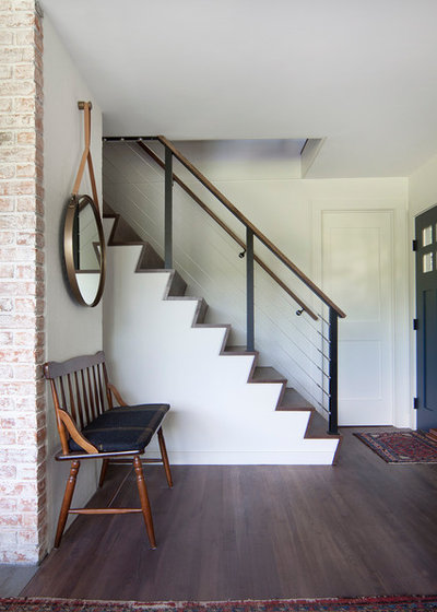 Midcentury  by Garrison Foundry Architecture + Decor