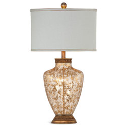 Superb Traditional Table Lamps by BASSETT MIRROR CO
