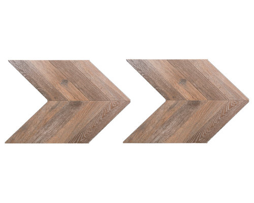 Chevron Xilo Cognac - Wall & Floor Tiles