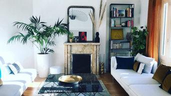 Aménagement décoration Appartement 150 m2