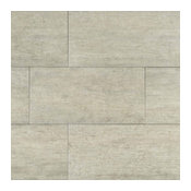 Off, White, Gray Cloud Metropolis Porcelain Tile, Polished, 12x24, 10 Pieces