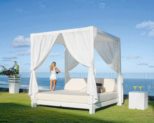 skyline design outdoor furniture. skyline design anibal outdoor daybed patio furniture and