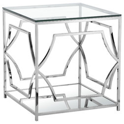 Contemporary Side Tables And End Tables by Pangea Home