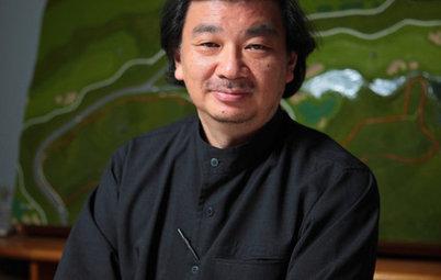 Meet Shigeru Ban, Winner of the 2014 Pritzker Architecture Prize