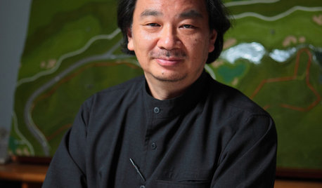 Meet Shigeru Ban, Winner of the 2014 Pritzker Architecture Prize