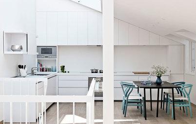 Houzz Tour: Gammelt byhus i København fik moderne totalrenovering