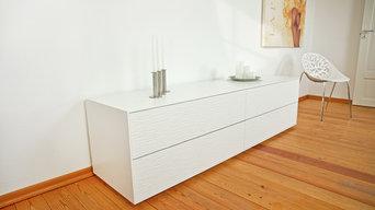 Entwurf Sideboard