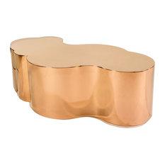 Arizona Brass Coffee Table