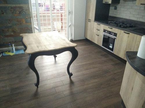 Consiglio nuove sedie per tavolo cucina