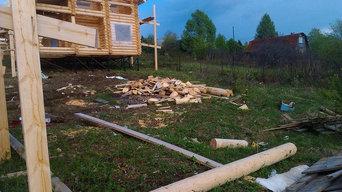 Обустройство деревянных домов
