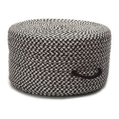 Plaid Ottomans And Footstools Houzz