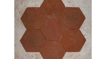 Spanish Style Terracotta Tiles