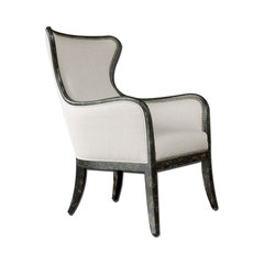 Featured Reviews of Contemporary Wingback Chairs  sc 1 st  Houzz & 50 Most Popular Contemporary Wingback Chairs for 2018 | Houzz
