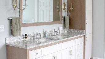 Eclectic Bathroom Vanity