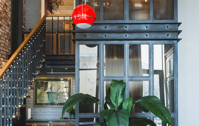 Moscow Houzz Tour: Industrial Chic in a Russian Loft