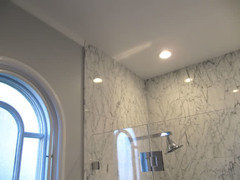 How To Install Crown Moulding In Shower