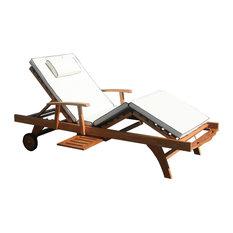 Cushion For Chic Teak Bahama Pool Lounger