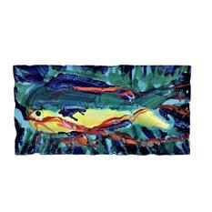 "Hawaiian Dolphin ""Mahi Mahi"" Wall Art"