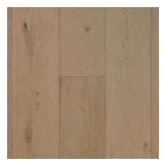 "5/8""x10.25"", Prefinished Engineered Wood Oak Flooring, Sea Smoke"
