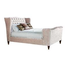 Kingham Panel Bed, Double