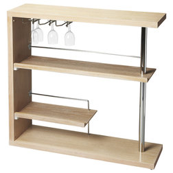 Contemporary Wine And Bar Cabinets by GwG Outlet