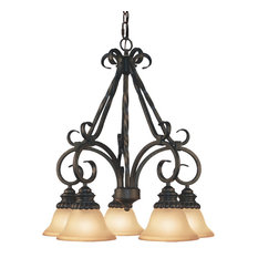 Rosedale 5-Light Chandelier, 22""
