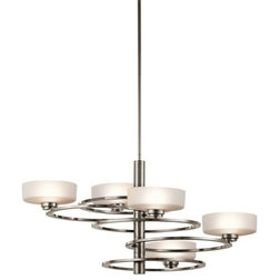 Ideal Contemporary Chandeliers by Build