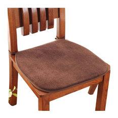 Lovely Creative Deer Pattern Chair Cushions, SoftDecorative Chair Pad