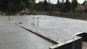 Concrete House Foundation