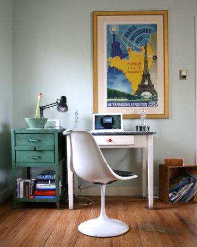vintage modern what does it mean. Black Bedroom Furniture Sets. Home Design Ideas