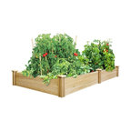 Greenes Original Cedar Raised Garden Bed, 4