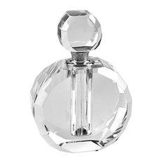 "Zoe Round Crystal Perfume 4"""