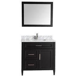 Transitional Bathroom Vanities And Sink Consoles by Vanity Art LLC