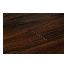 Dekorman Original AC4 Laminate Flooring, 16.48 Sq. ft., Chocolate Mocha