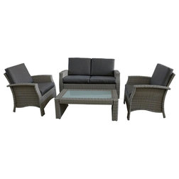 Tropical Outdoor Lounge Sets by Northlight Seasonal