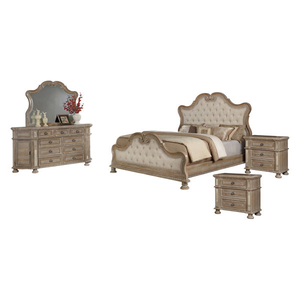5-Piece Bedroom Set, Eastern King