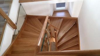 Treppe im Altbau